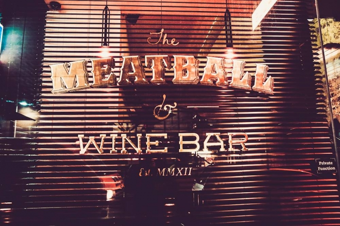 Meatball and Wine Bar