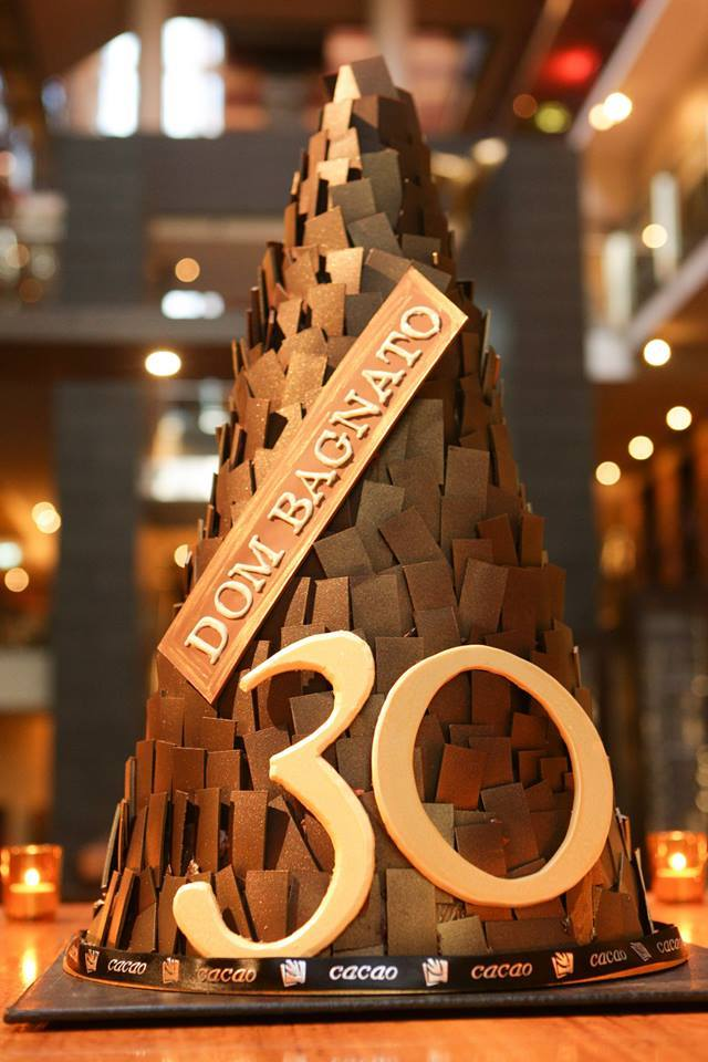 Dom Bagnato celebrates 30 years