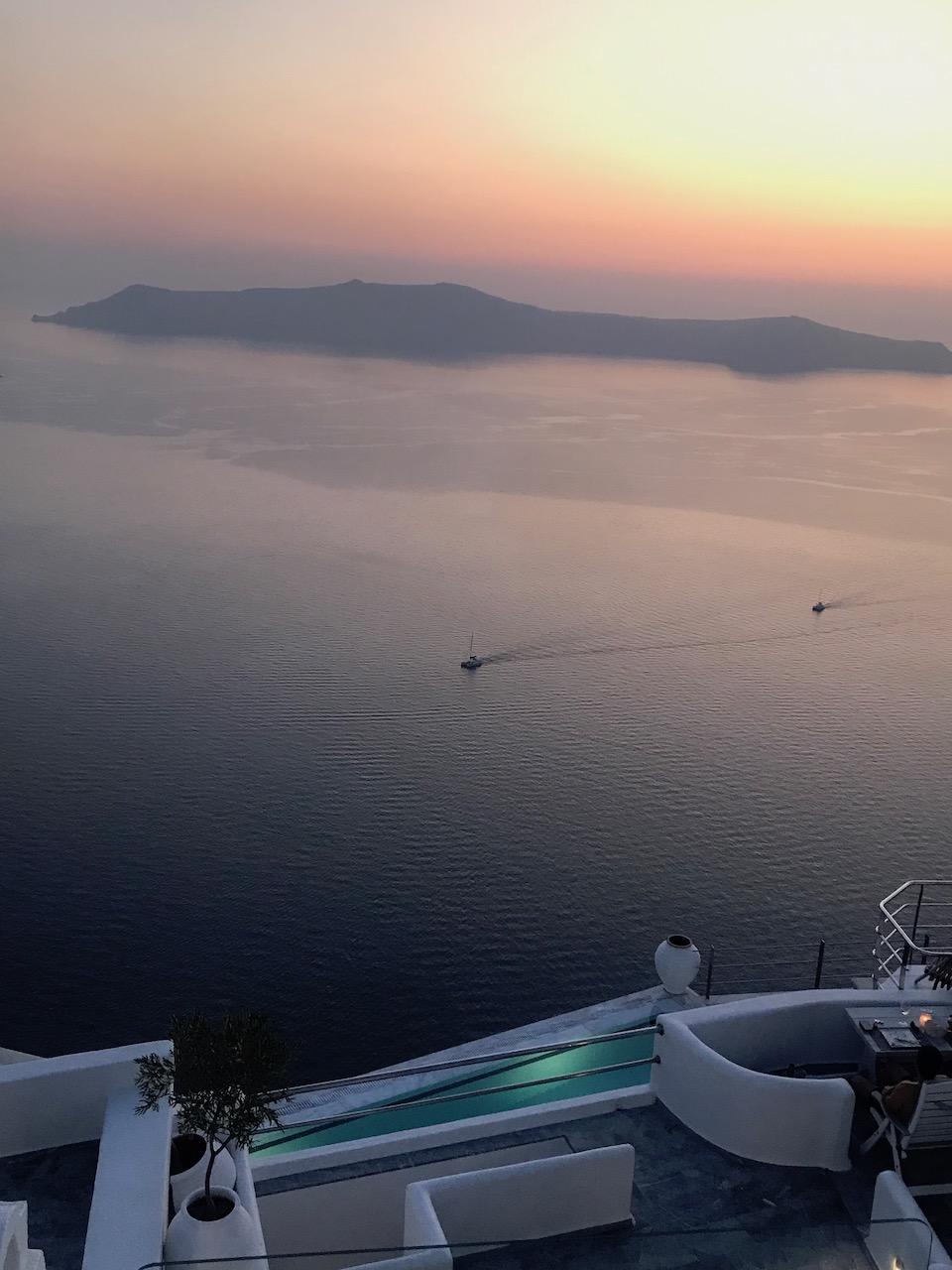 Homeric Poems, Santorini