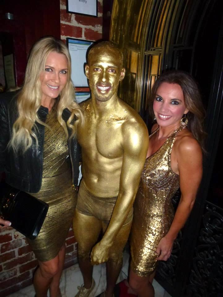 Moet Gold Party