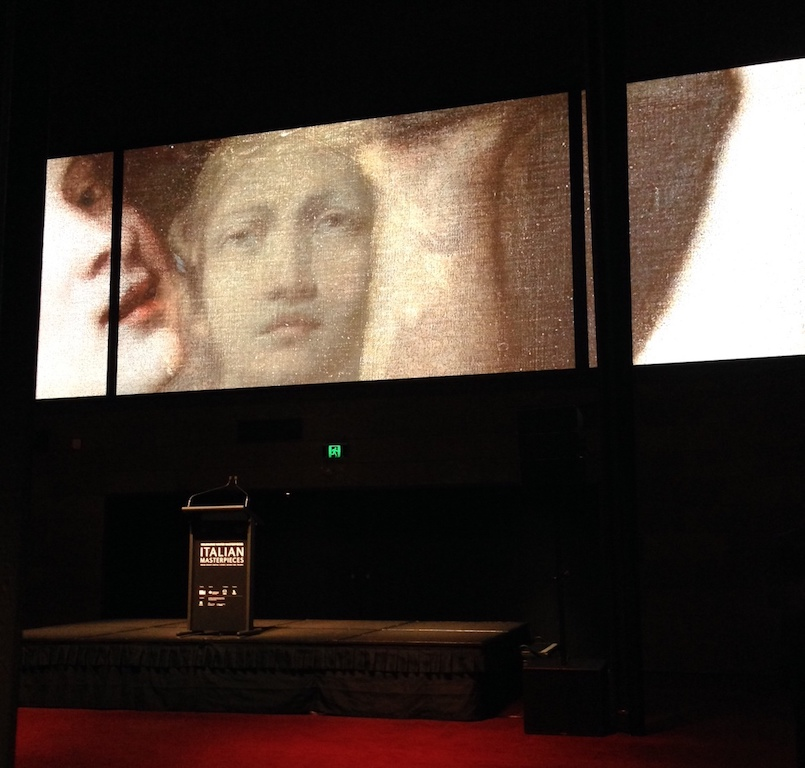 Italian Masterpieces at the NGV