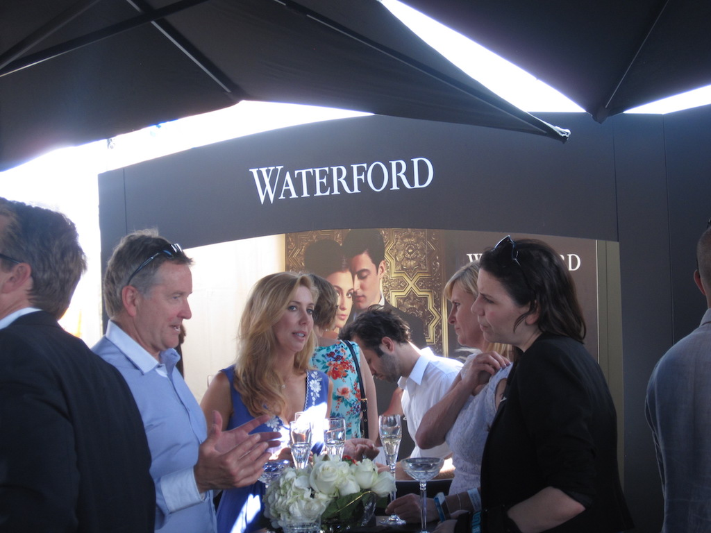 Waterford Crystal Paspaley Polo